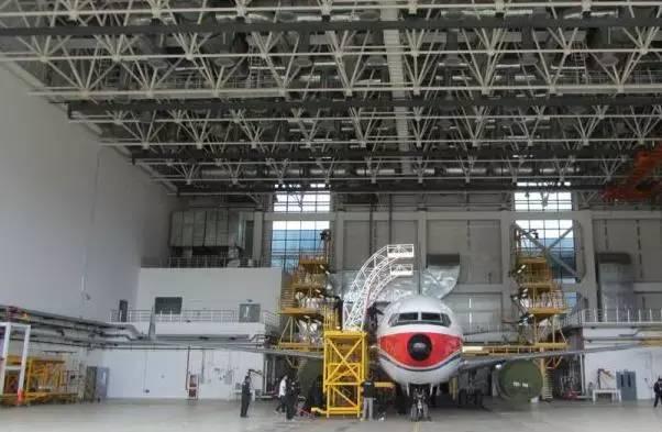 你可能没见过的飞机库工程施工全过程(多图)