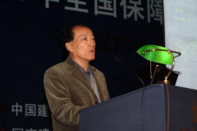 《要十分关注中小套型住宅的设计》中国建筑学会副理事长、教授级高级工程师窦以德先生