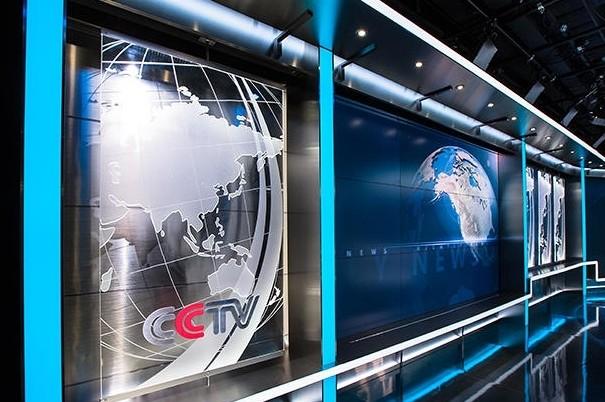 設計師談新聞聯播新演播室:央視不差錢 拒絕中國風(組圖)