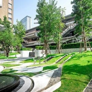 trop设计的泰国曼谷派恩森林公寓