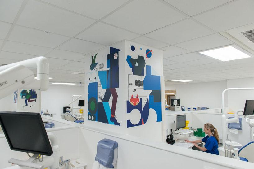 人性化的伦敦家具医院-室内设计-建筑皇家-德博时空诗图片