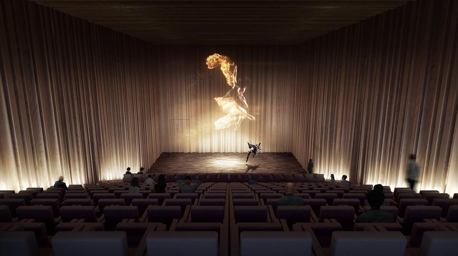 HPP将扩建科隆最大音乐学院-德国音乐舞蹈学超帅的设计图图片