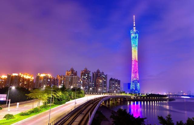 建筑之美――广州塔